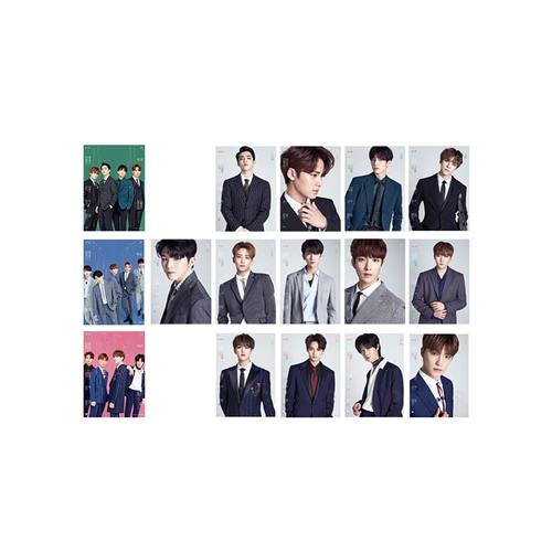 [PRE-ORDER] 세븐틴 (SEVENTEEN) - Poster Set / 포스터 세트 (IDEAL CUT MD) ★Customer  order will be delivered sequentially from 2018-06-25★